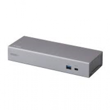 Aten Thunderbolt 3 Multiport Dock With Power Charging 2X Thunderbolt 3 1X Dp1.2 Gigabit Lan 2X Usb 3.1 Type-A 1X Usb-C And Audio In/ Out Uh7230-At-U