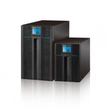 Delta N-series Ture On-line Double Conversion 2000va/ 1800w Tower Lcd Ups, Free Ups Management
