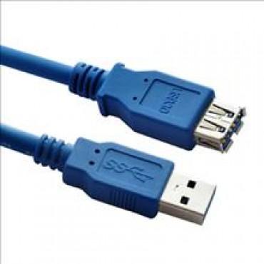 Generic Usb 3.0 Cable: 3m Am-af Extension Usb3-ext-3m