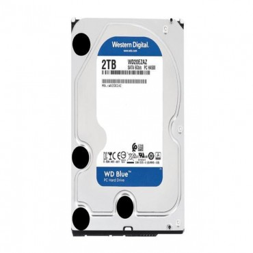 Western Digital Wd Wd20Ezaz Blue 2Tb 5400Rpm Class Sataiii 256Mb 3.5In Desktop Hard Drive Wd20Ezaz