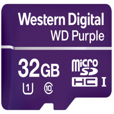 Western Digital Wd Micro Sd 32Gb;Interface:Sda 5.0;Read Performance:Up To 80 Mb/ S;Write Performance: Up To 50 Mb/s;Warranty: 2 Years Wdd032G1P0A