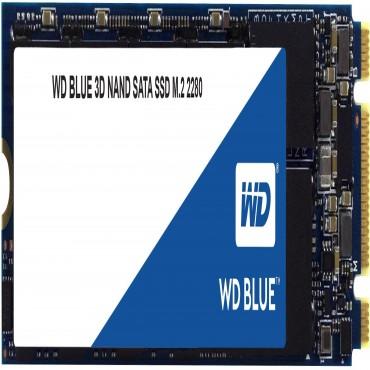 Western Digital Wd Blue 3d Nand 250gb Pc Ssd - Sata Iii 6gb/s M.2 2280 Solid State Drive Wds250g2b0b
