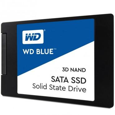 """Western Digital Wd Blue 3d Nand 250gb Pc Ssd - Sata Iii 6gb/s 2.5""""/7mm Solid State Drive Wds250g2b0a"""