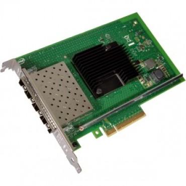 INTEL QUAD PORT 10GbE ETHERNET ADAPTER X710DA4FH SFP+ FH BRACKET X710DA4FH