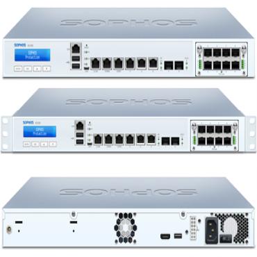 SOPHOS Xg 230 Rev. 2 Totalprotect Plus 3-Year (Au) (Appliance+Fullguard Plus+Enh Supt.) Xp2332Sau