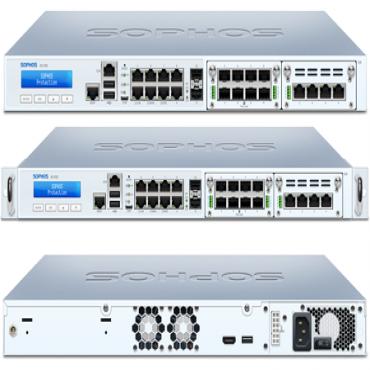SOPHOS Xg 430 Rev. 2 Security Appliance Xg43T2Hau