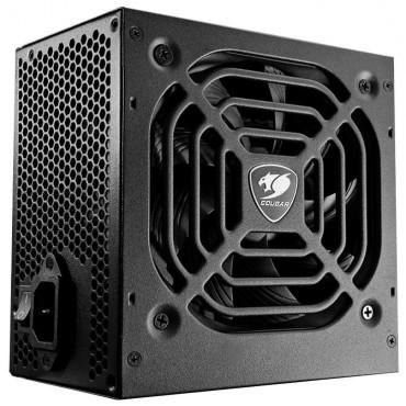 Cougar XTC400 PSU: 400W 80+ white Power Supply (XTC400)