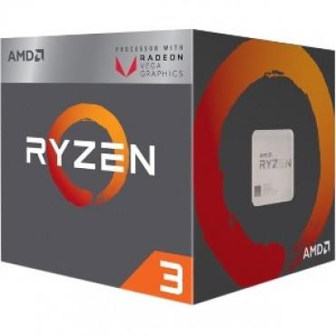 Amd Ryzen 3 2200g 4/4 65w Am4 Cpu 3700mhz 6mb Cache Rx Vega Graphics Wraith Stealth Cooler Yd2200c5fbbox