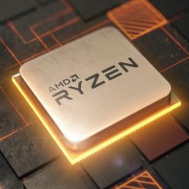 Amd Ryzen 7 2700x 8 Cores Am4 Cpu 4.35ghz 20mb 105w W/ Wraith Prism Cooler Fan Box Yd270xbgafbox