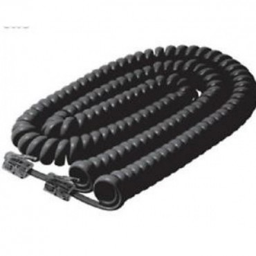 Yealink Replacement Curly Cord Rj9 Connectors Curlycord