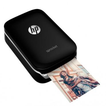 HP SPROCKET PHOTO PRINTER (BLACK) Z3Z92A