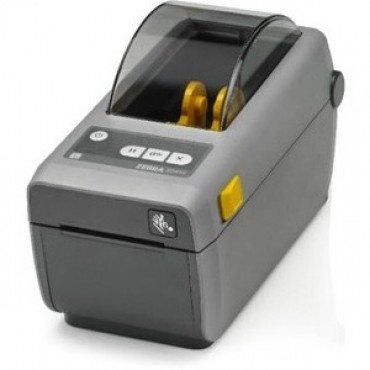 Zebra Dt Printer Zd410 2In 300 Dpi Eu/ Uk/ Tw/ Au/ Jp Cords Usb Usb Host Btle Ezpl Zd41023-D0Pm00Ez