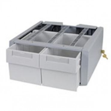 Ergotron Styleview Sup Tall Double Storage Drawer 97-993