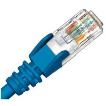 Connectland 1M Cat5 Blue Cable Patch Lead Cable 0112171BLUE