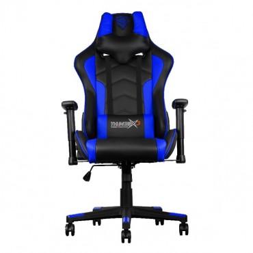 Aerocool Black & Blue ThunderX3 TGC22 Adjustable Ergonomic Motorsports Inspired Desk Chair AER-4710700959602