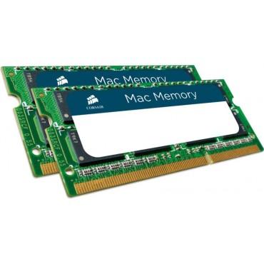 Corsair 16Gb (2X8Gb) Ddr3 Sodimm 1333Mhz 1.5V Memory For Mac Notebook Memory Ram Cmsa16Gx3M2A1333C9