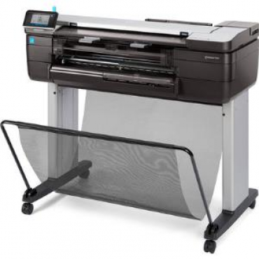 Hp Designjet T830 24-in Mfp Printer F9a28b