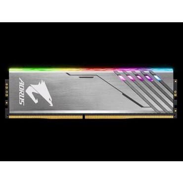 Gigabyte Aorus Rgb Memory 16Gb Kit (2X 8Gb) Ddr4 3200Mhz 1.35V Without Rgb Demo Module Gp-Ar32C16S8K2Hu416R