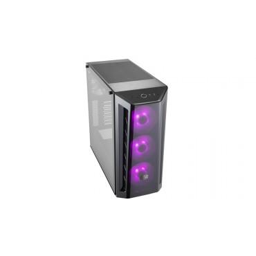Coolermaster Masterbox Mb520 Rgb Tempered Glass Window Atx Case Mcb-B520-Kgnn-Rgb