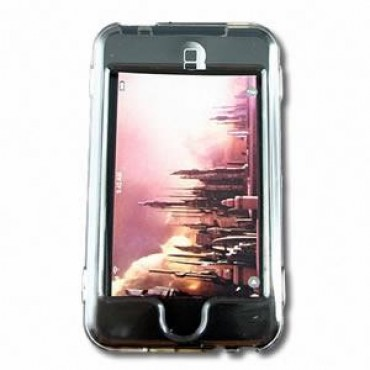Hard Crystal Clear Case For Iphone 3g Mobacc5056iphon