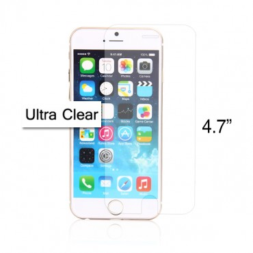 Ultrathin Fit Crystal Clear Screen Protector For 4.7 Inch Apple Iphone 6 Mobvmxip6scnpc