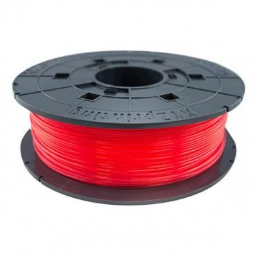 Xyz Printing Clear Red Pla Filament Xyz-rfplbxnz02e