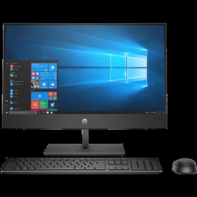 HP 400 G4 AIO DESKTOP PC I3-8100T PLUS BONUS PLANTRONICS BACKBEAT (BBGO600NAV)