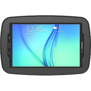 COMPULOCKS Secure Hyperspace Enclosure With Flex Arm Mount For Galaxy Tab A 10.1in Black