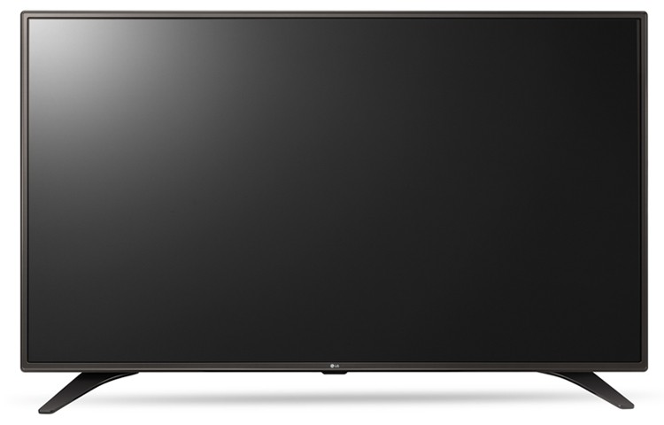 LG 49LV340C COMMERCIAL TV + BRIO CAM