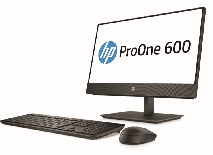 "HP 600 G4 AIO DESKTOP PC 21.5"" I5-8500T PLUS BONUS PLANTRONICS BACKBEAT (BBGO600NAV)"