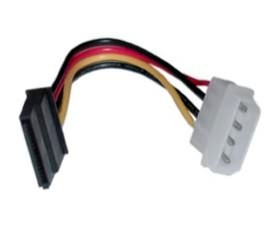 8WARE Molex Serial ATA Power Cable Converter 12cm
