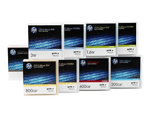 Hewlett Packard Enterprise 100 X LTO7 - 15TB RW DATA CARTRIDGE BUNDLE *WHILST STOCKS LAST