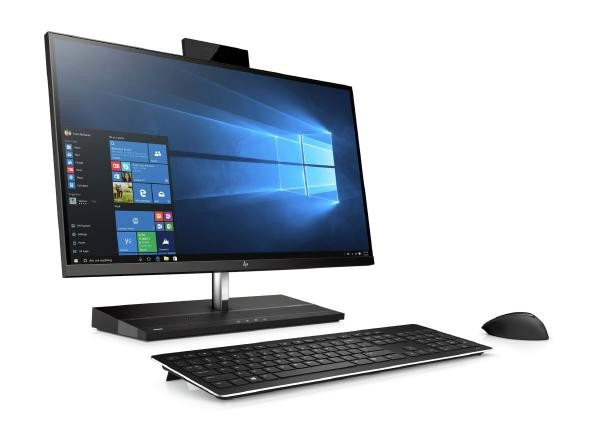 """HP 1000 G1 AIO I7-7700 16GB 27"""" PLUS MS OFFICE H&B & HP SLIM WIRELESS KB & MOUSE FOR $179 (T5D"""