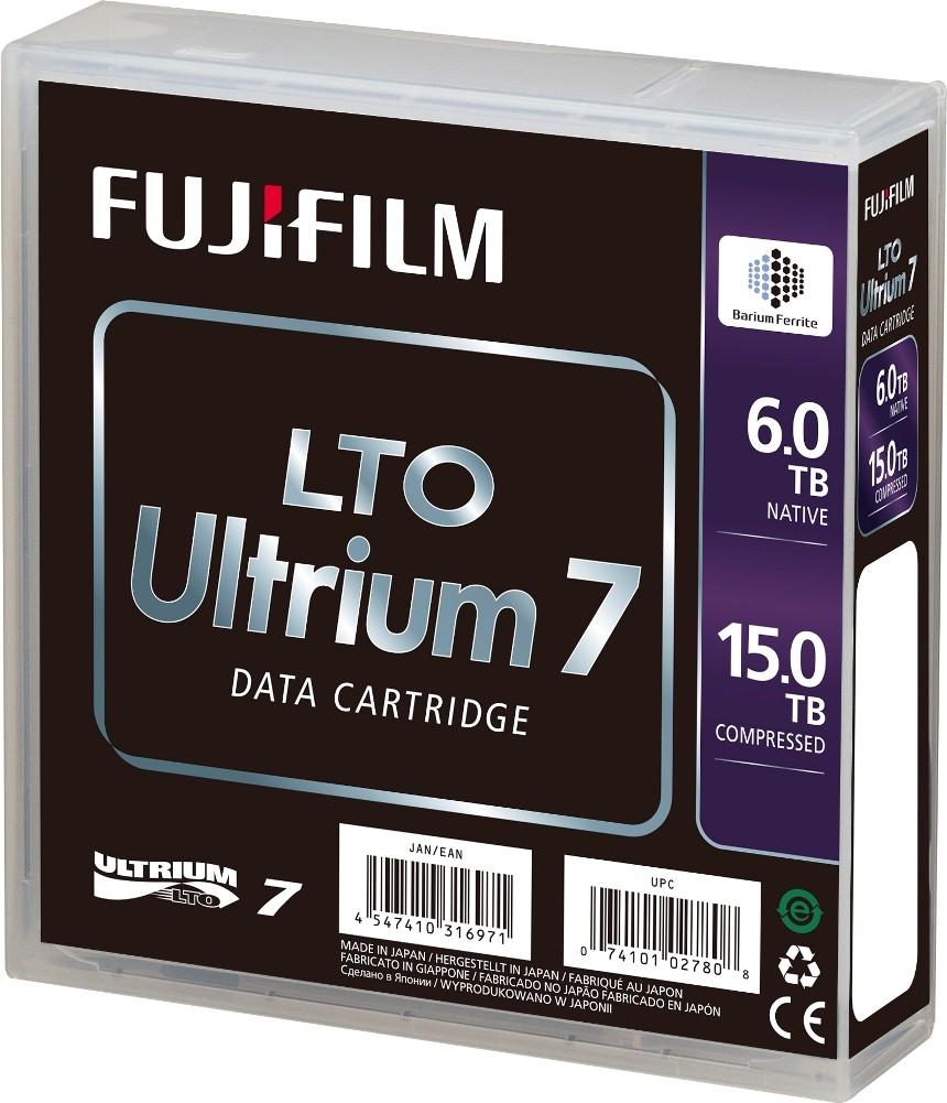Fujifilm 100 x FUJIFILM LTO7 - 6.0/15.0TB BAFE DATA CARTRIDGE + $100 VISA CARD *WHILST STOCK LASTS
