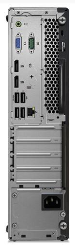 LENOVO M720S SFF I3-8100, 1TB, 4GB + 3YR ONSITE WTY (5WS0D80967)