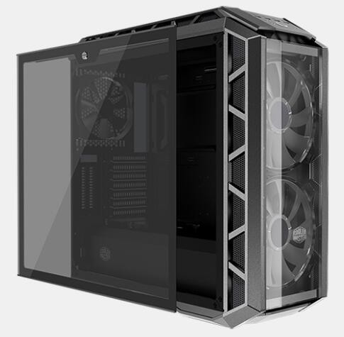 Cooler Master Tempered Glass Side Panel For MasterCase 5 & 6 Series