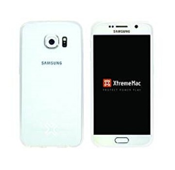 XTREMEMAC MICROSHIELD ACCENT - CLEAR Protective Case for SAMSUNG S6