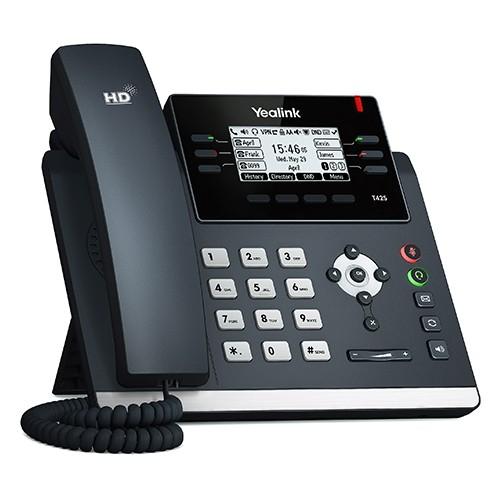 ADDCOM YEALINK SIP-T42S - 12 LINE IP PHONE