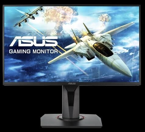 ASUS VG258Q 24.5IN TN-FHD HDMI DP GAMING MONITOR 3Y