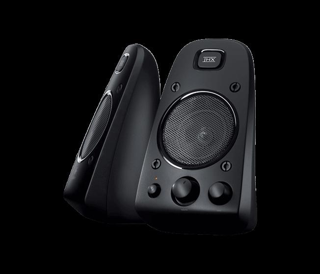 Logitech Z623 Speaker System 2 1 Stereo Speakers  Thx