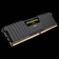 Image 3 of Corsair VENGEANCE® LPX 32GB (1 x 32GB) DDR4 DRAM 2666MHz C16 Memory Kit - Black Cmk32Gx4M1A2666C16 CMK32GX4M1A2666C16