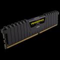 Image 4 of Corsair VENGEANCE® LPX 32GB (1 x 32GB) DDR4 DRAM 2666MHz C16 Memory Kit - Black Cmk32Gx4M1A2666C16 CMK32GX4M1A2666C16