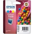 Image 3 of Epson T029 Ink Cartridge Colour 300 Pages C13t029091 C13T029091