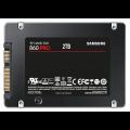 "Image 3 of Samsung 860 Pro 2Tb V-Nand 2.5"" 7Mm Sata Iii 6Gb/ S R/ W(Max) 560Mb/ S/ 530Mb/ S Mz-76P2T0Bw MZ-76P2T0BW"