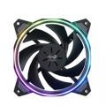 Image 6 of In Win Sirius Loop Addressable Fan 3 Pack Sirius Asl120-3Pk SIRIUS ASL120-3PK
