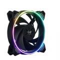 Image 5 of In Win Sirius Loop Addressable Fan 3 Pack Sirius Asl120-3Pk