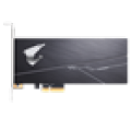 Image 5 of Gigabyte Aorus Aic Pcie X4 Nvme Ssd 512Gb - 3480/ 2100 Mb/ S 360/ 510K Iops 3D Tlc Toshiba Bics3 800Tbw 512Mb 1.8 Mil Mtbf Rgb 5Yrs Gp-Asacne2512Gttdr GP-ASACNE2512GTTDR