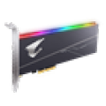 Image 4 of Gigabyte Aorus Aic Pcie X4 Nvme Ssd 512Gb - 3480/ 2100 Mb/ S 360/ 510K Iops 3D Tlc Toshiba Bics3 800Tbw 512Mb 1.8 Mil Mtbf Rgb 5Yrs Gp-Asacne2512Gttdr GP-ASACNE2512GTTDR