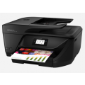 Image 3 of Hp Officejet 6956 Aio Printer A4 16Ppm Blk 9Ppm Clr Wifi Fax 1Yr P4C82A