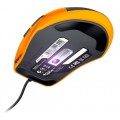 Image 6 of Roccat Kone Pure Color Edition Inferno Orange Core Performance Gaming Mouse ROC-11-700